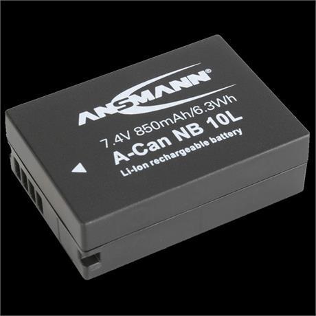 Ansmann NB-10L (Canon) thumbnail