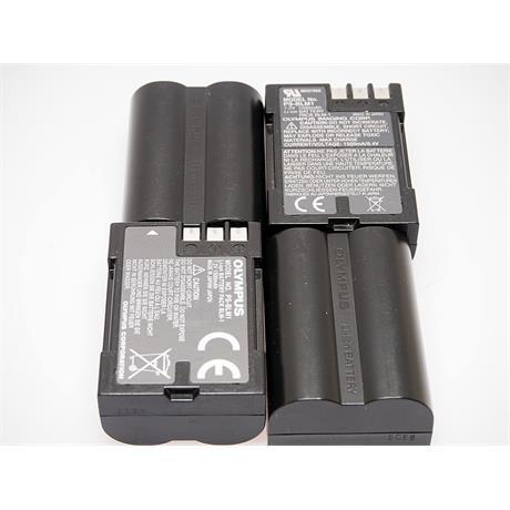 Olympus 4x BLM-1 Batteries thumbnail