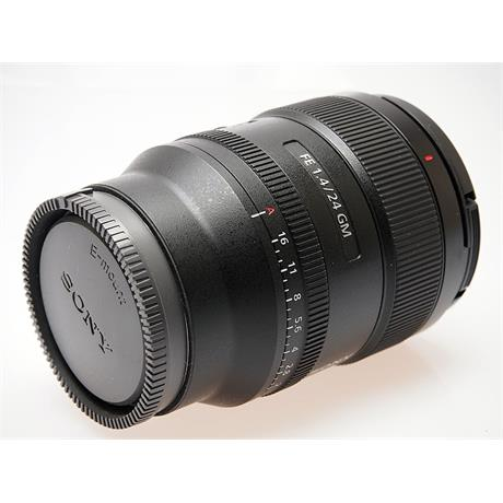 Sony 24mm F1.4 GM FE thumbnail