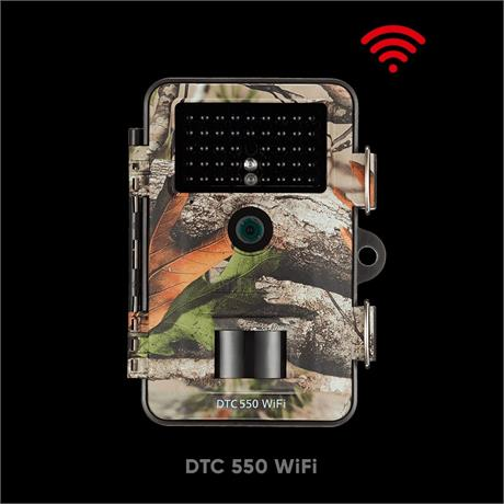 Minox DTC 550 Trail Camera  (WiFi)    thumbnail