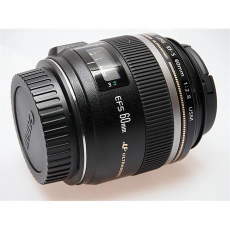 Canon 60mm f2.8 USM EFS Macro thumbnail