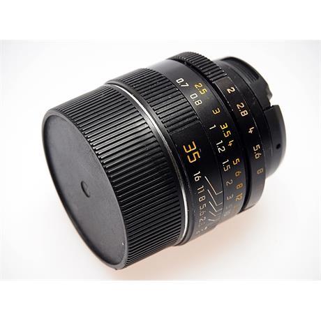 Leica 35mm F2 Asph M Black thumbnail