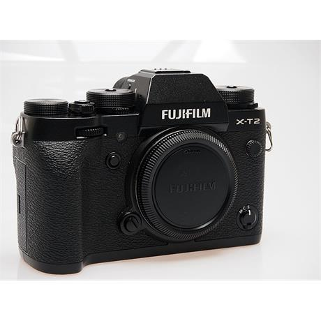 Fujifilm X-T2 Body + VPB-XT2 Vertical Grip thumbnail