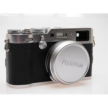 Fujifilm X100F Silver + Case thumbnail