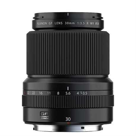 Fujifilm 30mm F3.5 R WR GF - GFX Series  thumbnail