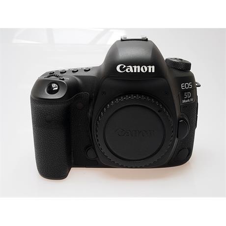 Canon EOS 5D IV Body Only thumbnail