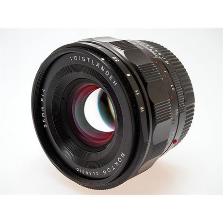 Voigtlander 35mm F1.4 Nokton Classic - Sony E thumbnail