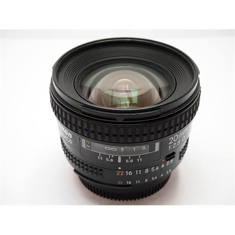 Nikon 20mm F2.8 AFD thumbnail