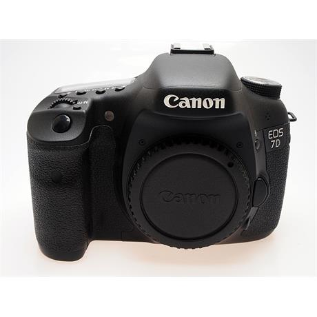 Canon EOS 7D Body Only thumbnail