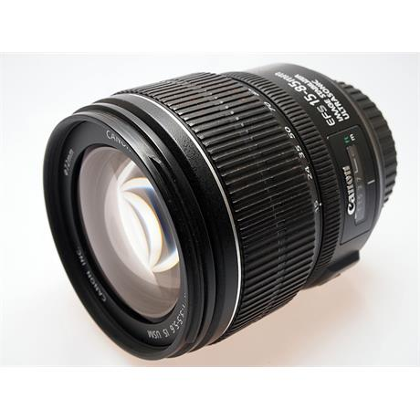 Canon 15-85mm F3.5-5.6 IS USM thumbnail