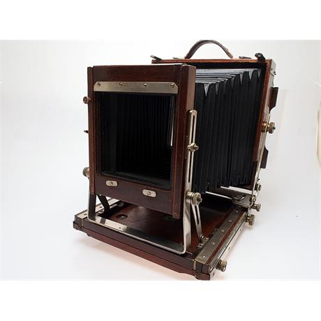 Half Plate Wooden Field Camera thumbnail