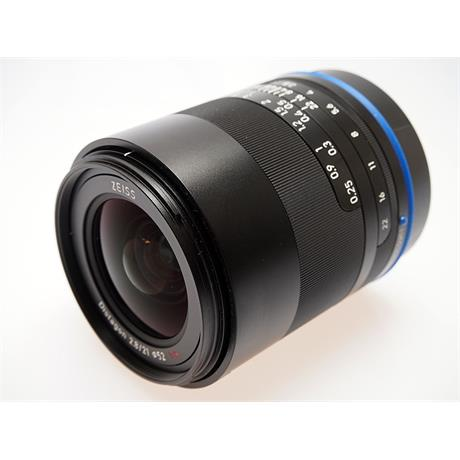 Zeiss 21mm F2.8 Loxia - Sony E thumbnail