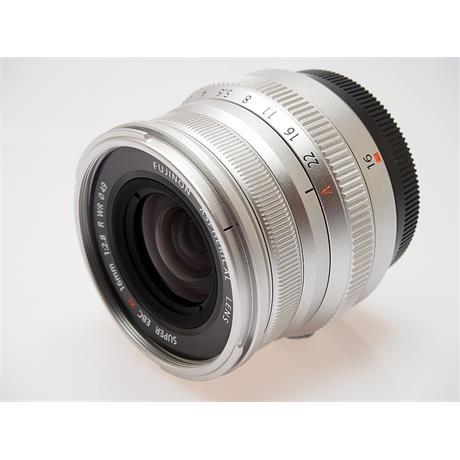 Fujifilm 16mm f2.8 R WR XF - Silver thumbnail