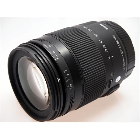 Sigma 18-200mm F3.5-6.3 DC - Canon EOS thumbnail