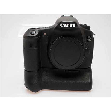 Canon EOS 60D + BG-E9 Grip thumbnail