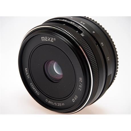 Meike 28mm F2.8 MC - Fuji X thumbnail