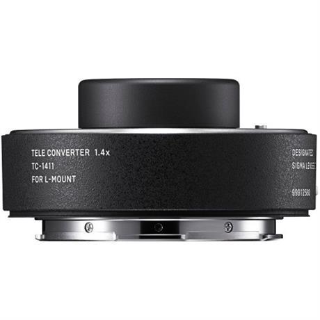 Sigma 1.4x Tele Converter TC-1411 - L Mount thumbnail