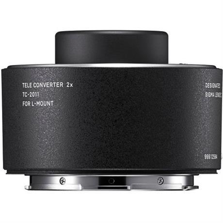 Sigma 2x Tele Converter TC-2011 - L Mount thumbnail