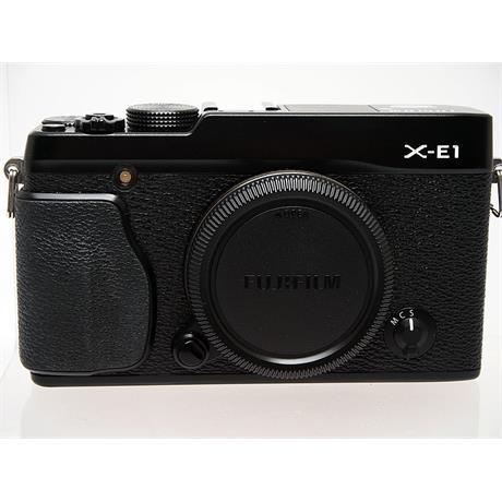 Fujifilm X-E1 Black Body Only thumbnail