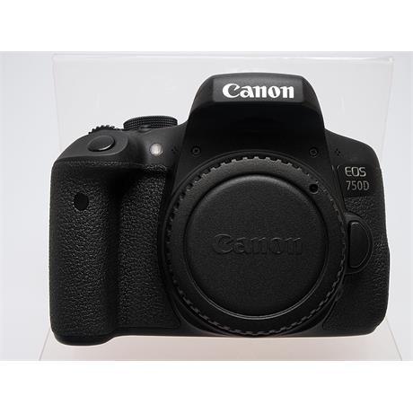 Canon EOS 750D Body Only thumbnail