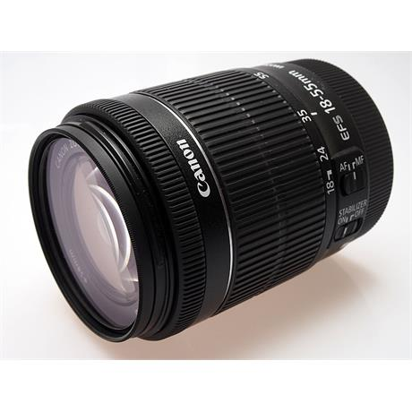 Canon 18-55mm F3.5-5.6 IS STM thumbnail