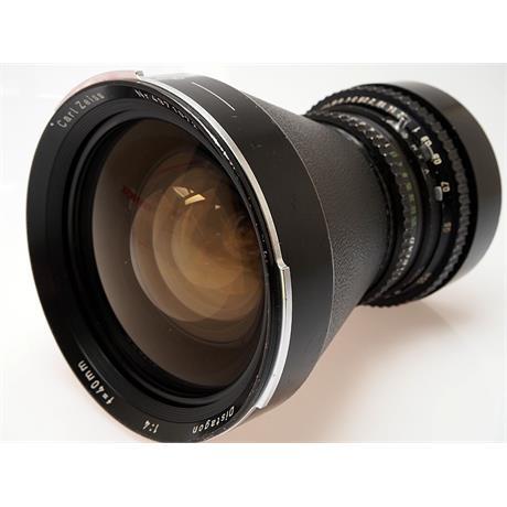 Hasselblad 40mm F4 C Black thumbnail