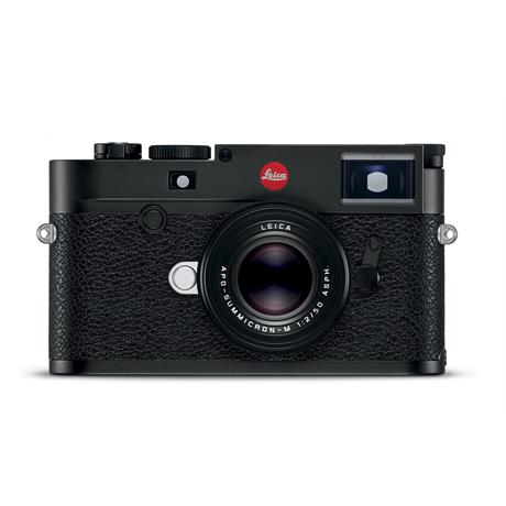 Leica M10-R Body Only - Black Chrome thumbnail
