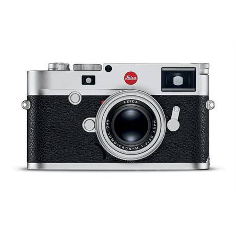 Leica M10-R Body Only - Silver Chrome thumbnail