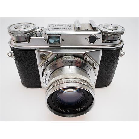 Voigtlander Prominent + 50mm F2 Ultron thumbnail