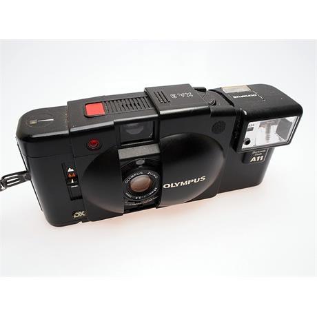 Olympus XA3 + A11 Flash thumbnail