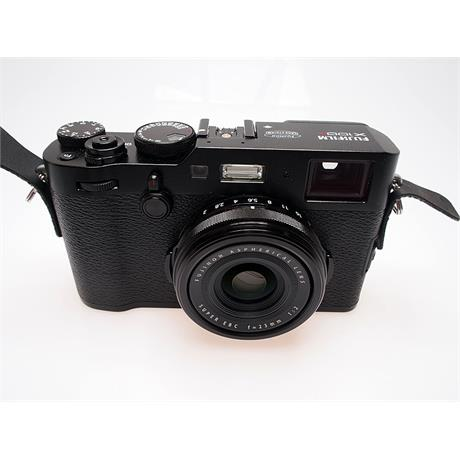 Fujifilm X100F - Black thumbnail
