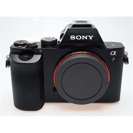 Sony Alpha A7 Body Only thumbnail