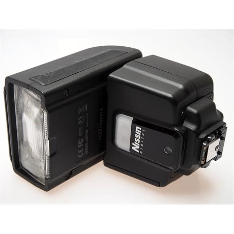 Nissin i40 Flashgun / Movie Light - Sony thumbnail