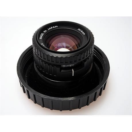 Nikon 50mm F2.8 EL Nikkor thumbnail