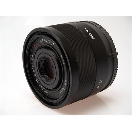 Sony 35mm F2.8 FE ZA thumbnail