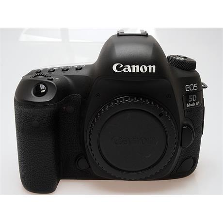 Canon EOS 5D IV Body Only thumbnail