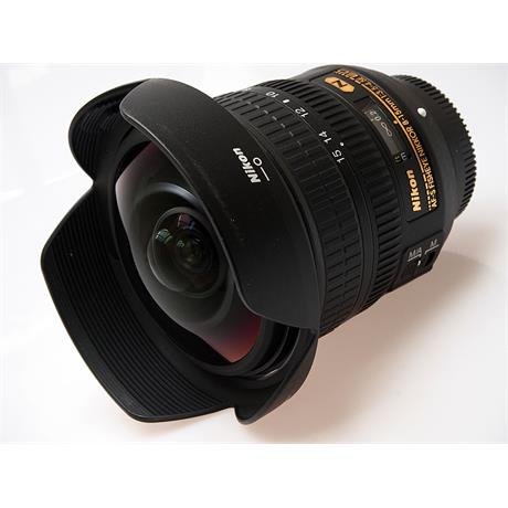 Nikon 8-15mm f3.5-4.5E ED AF-S Fisheye thumbnail