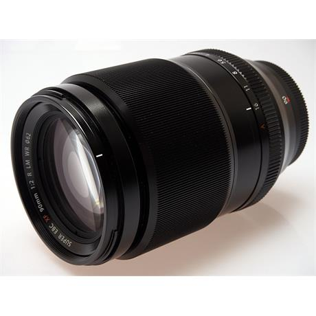 Fujifilm 90mm F2 R LM WR XF thumbnail