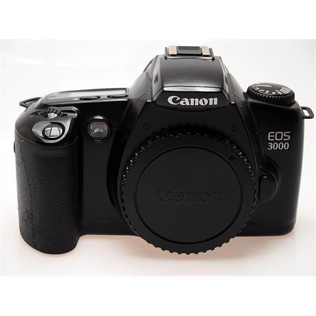 Canon EOS 3000 Body Only thumbnail