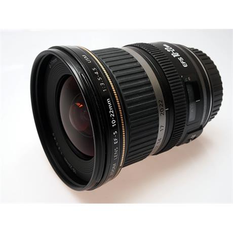 Canon 10-22mm F3.5-4.5 USM EF-S thumbnail