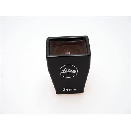 Leica 24mm Black Viewfinder thumbnail