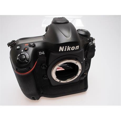 Nikon D4 Body Only thumbnail