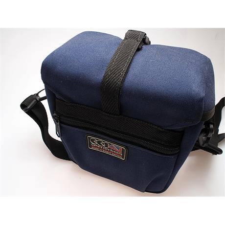 CCS Small Shoulder Bag - Blue thumbnail