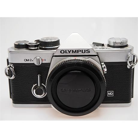 Olympus OM2N Chrome Body Only thumbnail