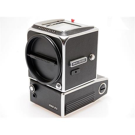 Hasselblad 500EL Chrome Body Only thumbnail