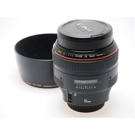 Canon 85mm F1.2 L USM thumbnail