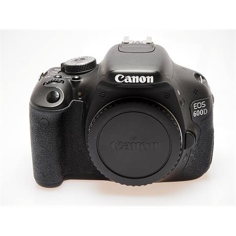 Canon EOS 600D Body Only thumbnail