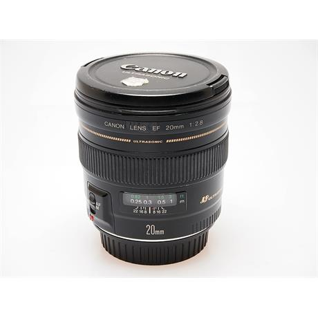 Canon 20mm F2.8 USM thumbnail