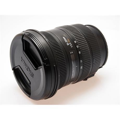 Sigma 10-20mm F3.5 EX DC HSM - Sony AF thumbnail