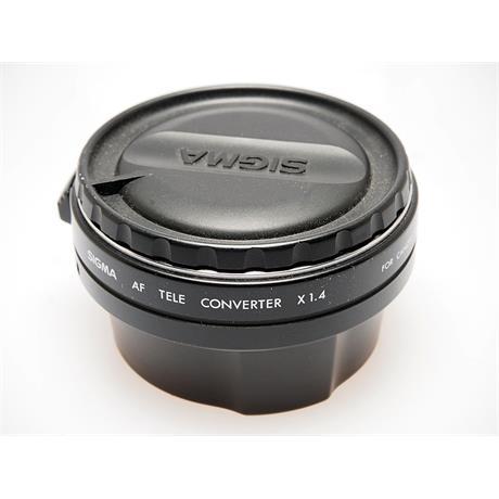 Sigma 1.4x AF Converter - Canon EOS thumbnail